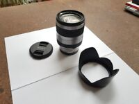 Sony SEL18200, E-Mount 18-200mm F3.5-6.3 OSS lens (first version in silver)