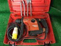 Hilti TE 30C Combihammer Drill / Light Breaker 110v