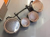 Premier Marching Quad Drums