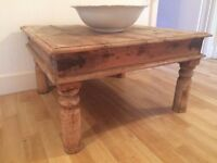 @@GREAT SHABBY CHIC PROJECT COFFEE/SIDE TABLE@@