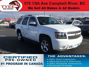2013 Chevrolet Tahoe LTZ Navigation Sunroof DVD