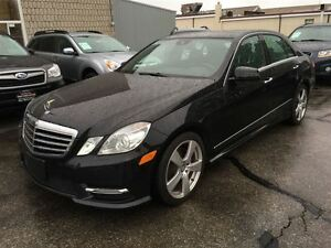 2013 Mercedes-Benz E-Class E350 | NO ACCIDENTS | NAVIGATION | CA Kitchener / Waterloo Kitchener Area image 2