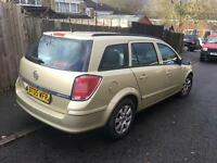 2005 Vauxhall Astra estate 1.8 petrol AUTOMATIC