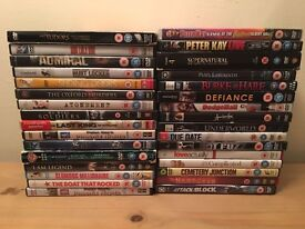 DVDs rated 15