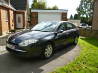 renault laguna expression dci 130 six speed two owners.