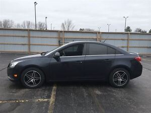 2014 Chevrolet Cruze Diesel/NAVIGATION/SUNROOF/HEATED LEATHER
