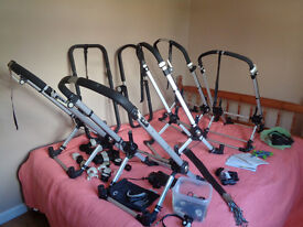 Bugaboo Cameleon 2 and Bugaboo Cameleon 1 parts job lot