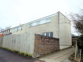 Fully Refurbished 4 Bedroom End-Terrace House TO LET £600 PCM