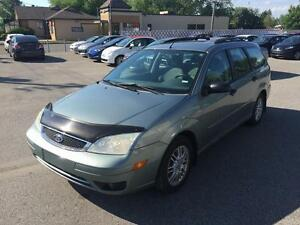 2005 Ford Focus ZXW SE