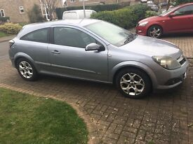 Vauxhall Astra, 3dr, 1.6, 55 plate, 118,000 miles
