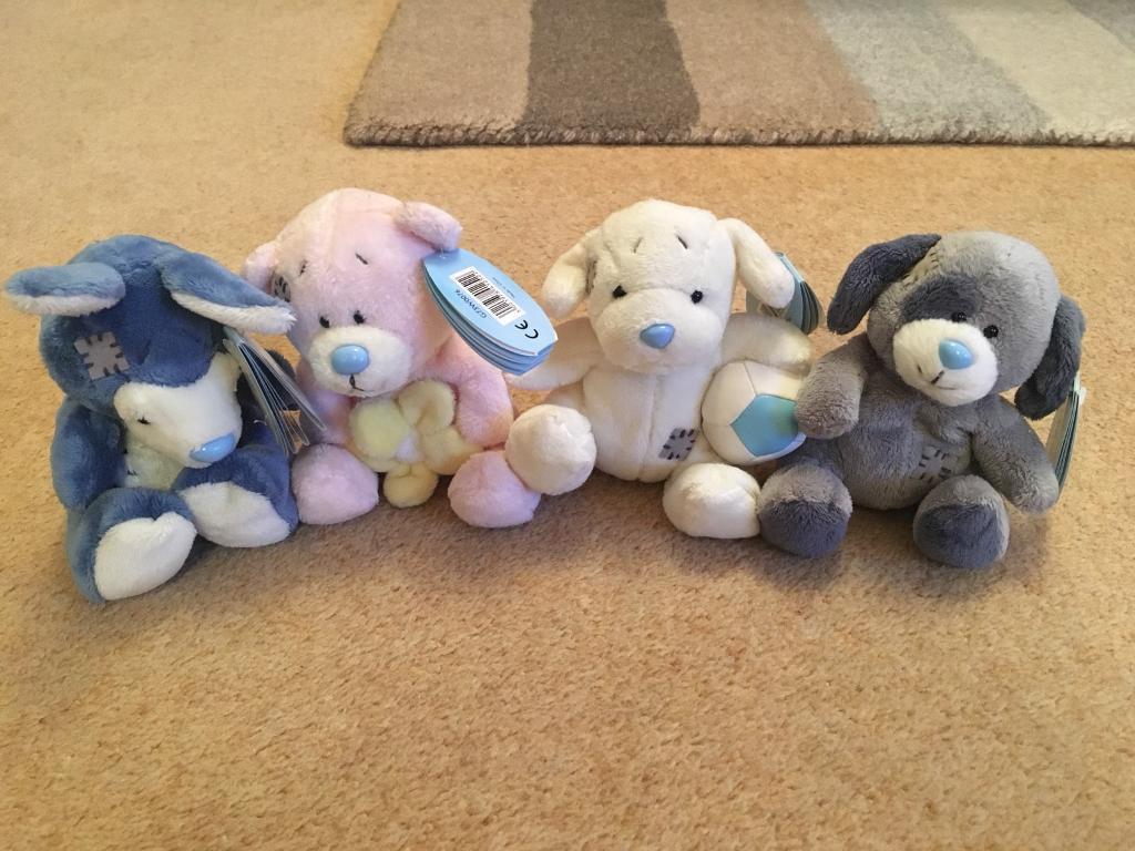 Tatty Teddy Blue Nose Friends