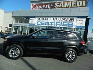 2015 Jeep Grand Cherokee Limited CUIR + TOIT PANORAMIQUE
