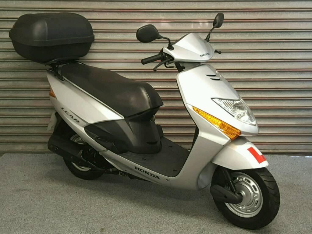 HONDA SCV100 LEAD SCOOTER JUST SERVICED VERY CLEAN