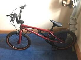"""VooDoo Rune BMX Bike 20"""" + Mongoose Urban Helmet"""