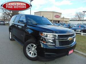 2015 Chevrolet Tahoe LEATHER- 4WD- CLEAN CARPROOF