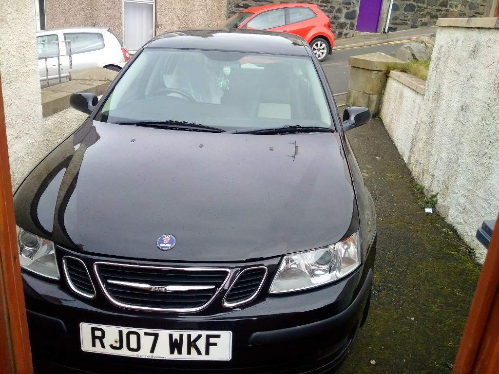 much loved SAAB 93 estate for sale, MOT to Aug 2018, in fantastic condition.