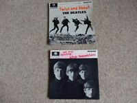 THE BEATLES - EP X 2 - (ALL MY LOVING & TWIST & SHOUT)