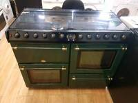 Belling Dual Fuel Range Cooker 110cm width.free local delivery