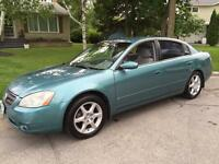 For Sale - 2002 Nissan Altima
