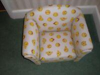 Child's armchair