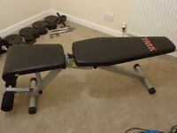 York Fitness 13-in-1 Incline-Flat-Decline Utility Weights Bench