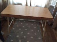 IKEA Desk + chair