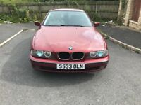 BMW 523i , E39 , 5 SERIES , excellent condition.