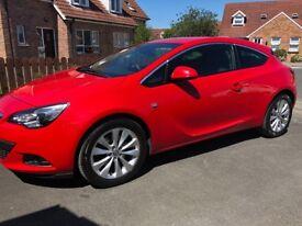 Vauxhall Astra GTC SRI CDTI for sale