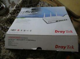 Router Draytek Vigor 2820 Series