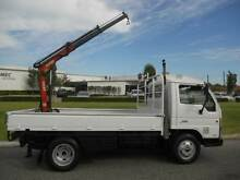 Mazda T4000 Crane Truck on Car Liscence Welshpool Canning Area Preview