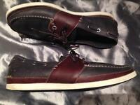 Men's Timberland Boating Shoes - Size 9 1/2