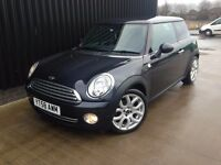 2008 (58) MINI Hatch 1.6 Cooper 3dr Half Leather Great Spec Finance Available May Px