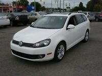 2010 Volkswagen Golf TDI Wagon