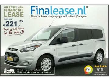 Transit Connect 1.5 TDCI L2H1 Trend Airco Cruise PDC €221pm