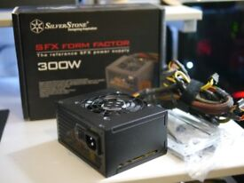 SilverStone 300W SFX PSU Power Supply 80 Plus Bronze
