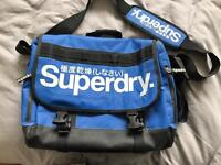 Superdry laptop bag