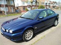 Jaguar, X-TYPE Petrol, 2004 3 Months M.O.T, ready to drive (Spares or Repairs.) Sold as Seen.