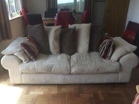 World's Comfiest Scatter Back Sofa