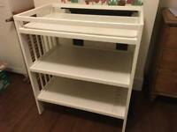 IKEA Baby changing table / station