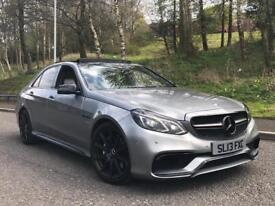 MEGA SPEC MERCEDES-BENZ E63 AMG NIGHT PACK FULLY LOADED HPI CLEAR PX SWAP