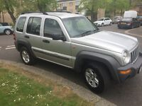 Jeep Cherokee 2.8 CRD Sport Station Wagon 4x4 5dr BEST OFFER