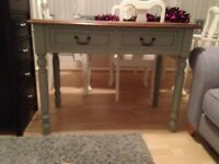 New shabby chic table