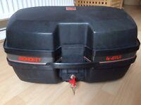Large Givi E45 Topcase/Topbox/ Top Box - 45L