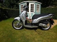 """""""""""NEW"""""""" Kymco People S 50 4T of 2015 still in new condition"""