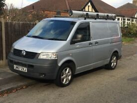 VW Transporter 2.5 TDI