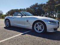 🚨cheap🚨2006 bmw z4 1owner low miles £2900