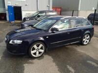 Audi A4 3.0TDI Sline Avant 2006 - New Mot & Service - Reduced.