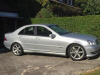 Mercedes C200 CDI Sports Edition