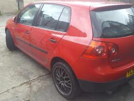 Vw golf 2004 1.6fsi SE low mileage