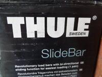 Thule roof slidebars 891